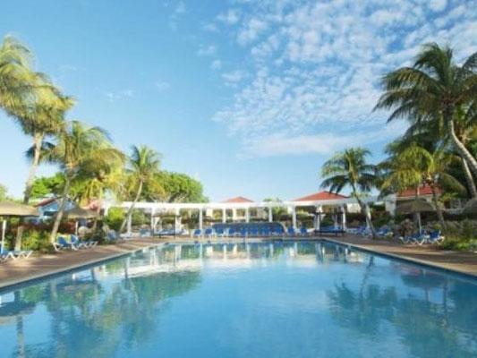 Hotel Curacao met zwembad