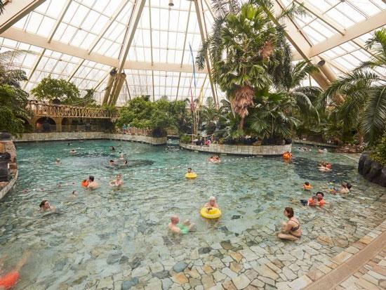 Vakantiepark Flevoland met zwemparadijs