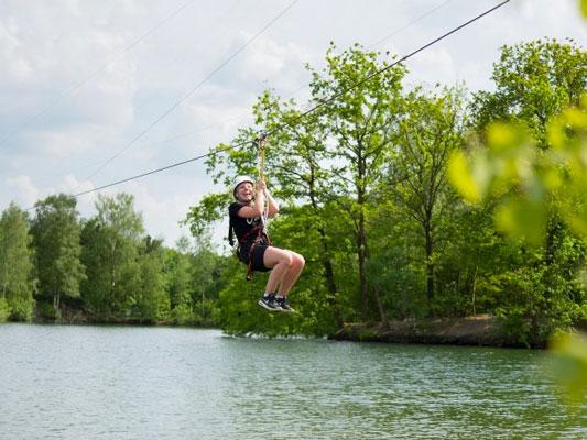 Vakantiepark Nederland met aquapark