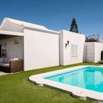Geweldig bungalowpark op Lanzarote voor de hele familie met privé zwembad