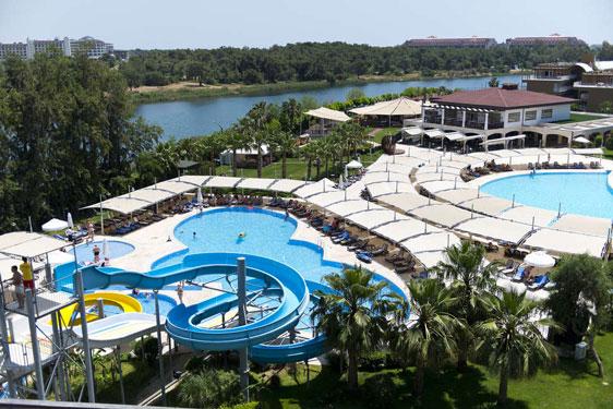 Hotel Side met zwemparadijs