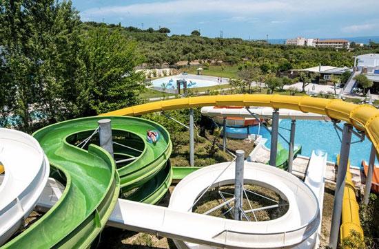 Hotel Zakynthos met zwemparadijs