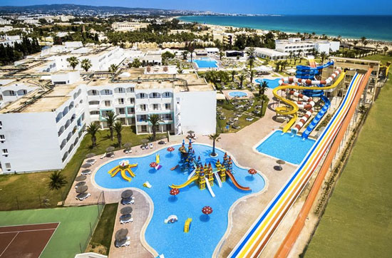 Vakantie Tunesië met zwemparadijs