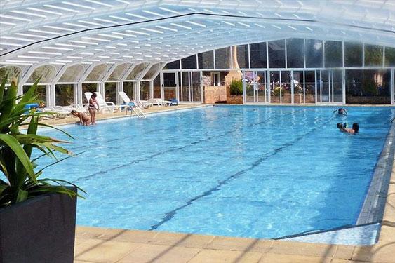 Camping Bretagne met groot zwembad