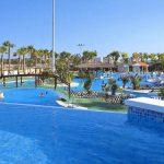 Groot zwemparadijs op deze mooie camping aan de Costa Blanca
