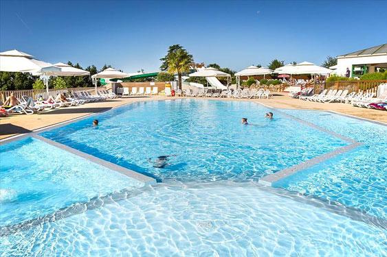 Camping Frankrijk met zwemparadijs