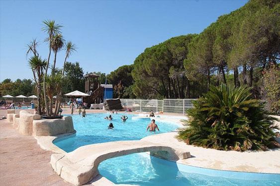 Camping Zuid-Frankrijk met aquapark