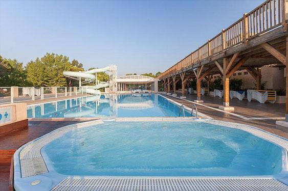 Camping Zuid-Frankrijk met zwembad