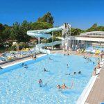 Vijf-sterren camping aan de Côte d'Azur met mooi waterpark