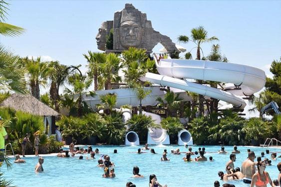 Luxe camping Costa Blanca met aquapark
