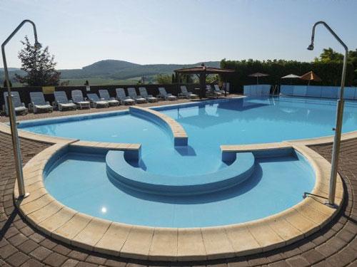 Vakantie Hongarije met zwembad