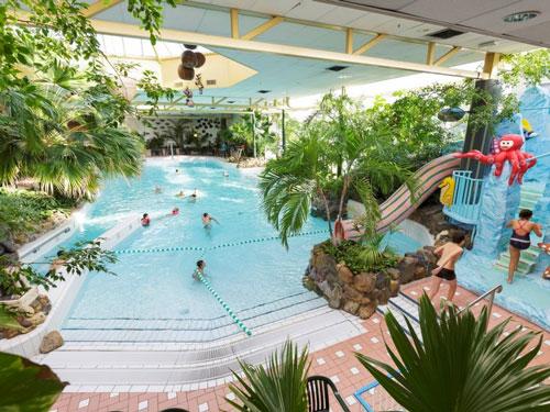 Vakantie Limburg met aquapark