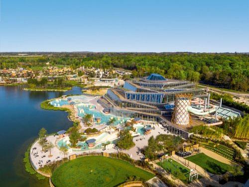 Vakantie met enorm zwemparadijs en dichtbij (Disneyland) Parijs