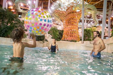 Vakantie vlakbij Disneyland met zwemparadijs