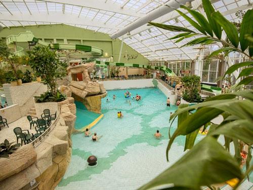 Vakantiepark Ardennen met aquapark