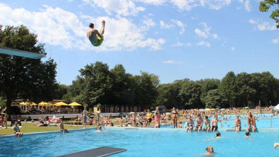 Vakantiepark Brabant met zwemparadijs