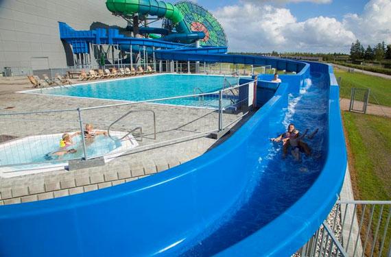 Vakantiepark Denemarken met aquapark