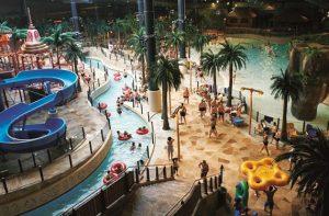 Fantastisch vakantiepark in Denemarken met enorm aquapark