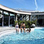 Leuk vakantiepark met subtropisch zwemparadijs in het Franse Loiredal