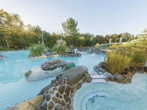 Vakantiepark Frankrijk met aquapark