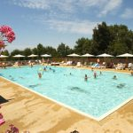 Fijne camping in Toscane met groot zwembad