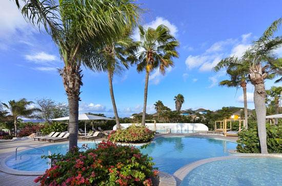 Appartement Curaçao met zwembad