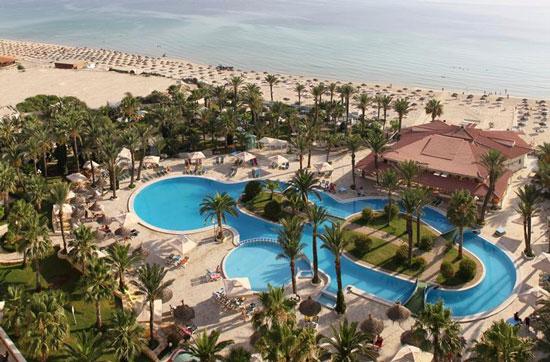 Hotel Tunesië met zwembad