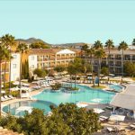 Zonnig adults only hotel met fantastische ligging op Mallorca