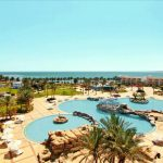 Zonvakantie aan de Egyptische kust vanuit vijfsterren resort