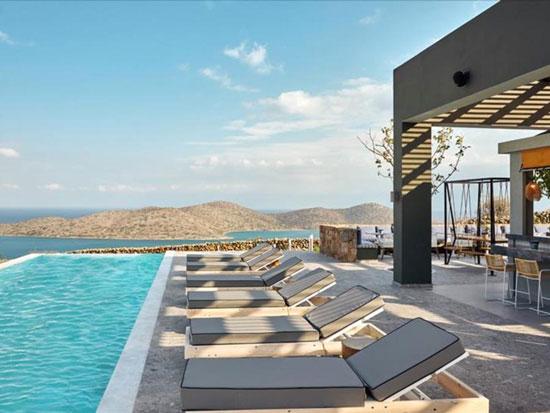 Luxe hotel Kreta met zwembad