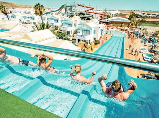 Resort Lanzarote met zwembad
