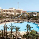 Leuk hotel in Egypte met aquapark en ligging aan het strand