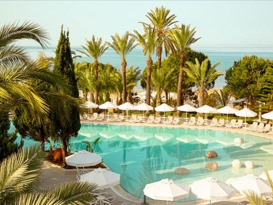 Vakantie Side met zwembad