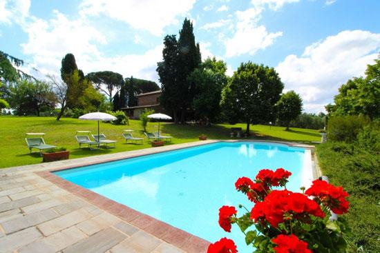 Vakantie Toscane met privé zwembad