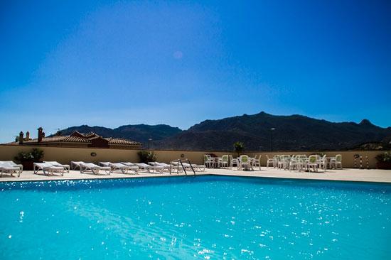 Vakantiehuis Sardinië met zwembad