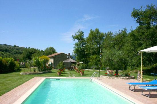 Vakantiehuis met privé zwembad in Toscane