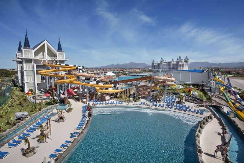 Beste hotel in Belek Turkije