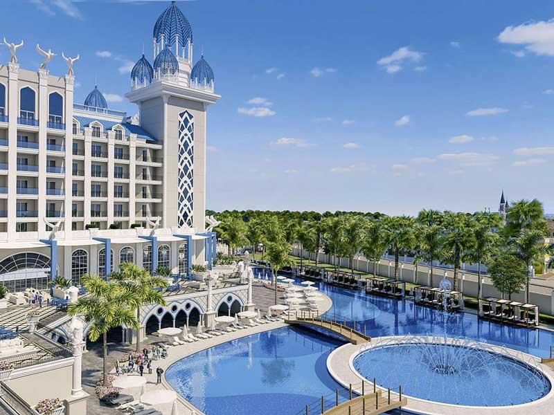 Bijzonder hotel in Turkije