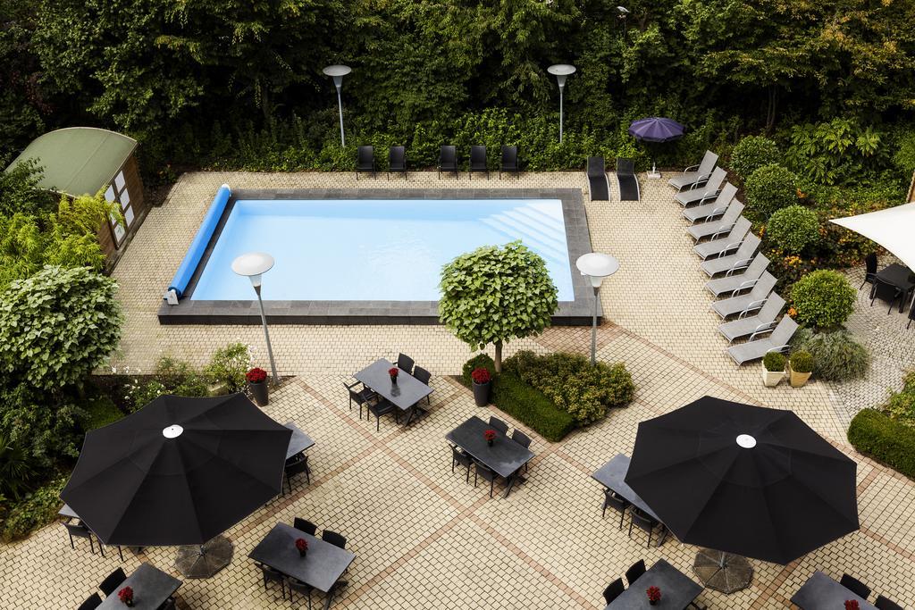 Hotel met buitenzwembad in Maastricht