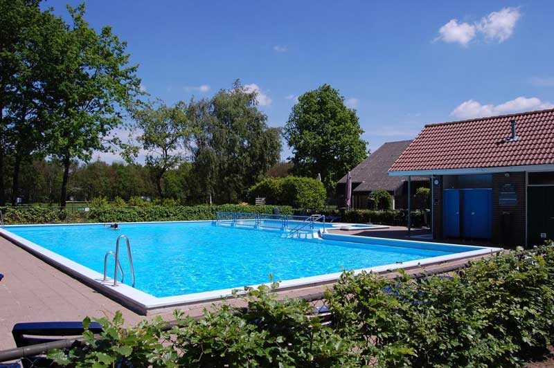 Hotel met buitenzwembad in Noord-Brabant