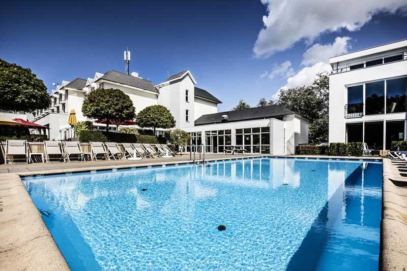 Hotel met buitenzwembad in Zeeland