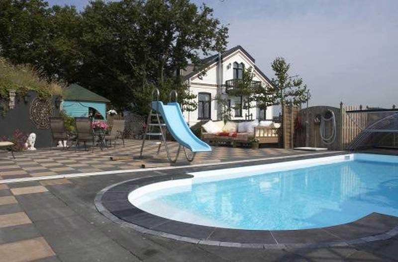 Klein familiehotel in Wijk aan Zee met buitenzwembad