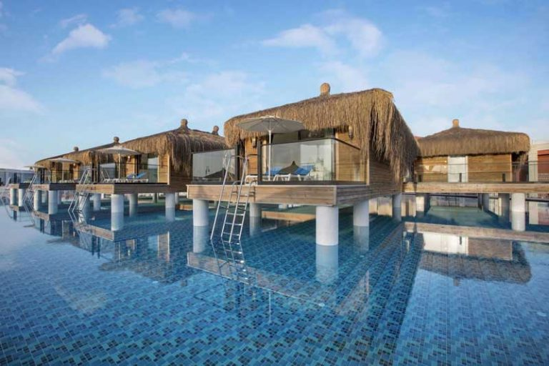 Droomzwembaden en aquapark bij dit hotel in Belek, Turkije