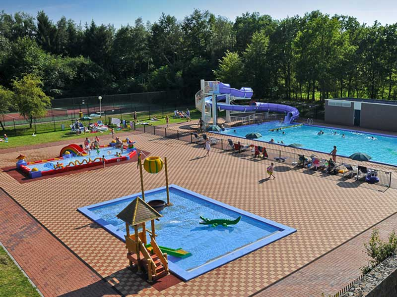 Wellnesshotel met buitenzwembad in Drenthe