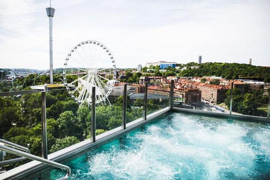 Vakantie Göteborg met zwembad