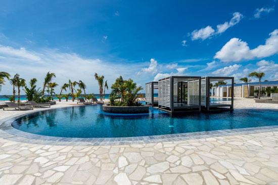 Hotel met het grootste zwembad van Bonaire
