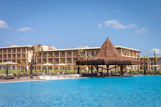 Luxe hotel Brazilië met zwembad