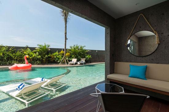 Luxe vakantie Bali met zwembad