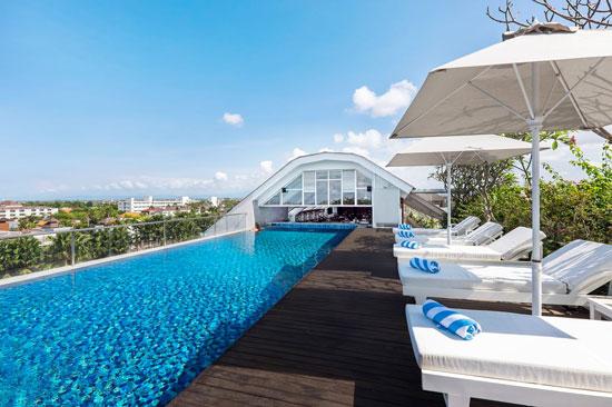 Resort Bali met zwembad
