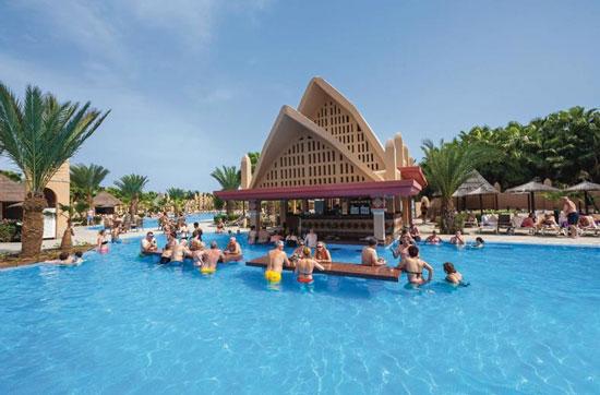 Resort Kaapverdië met zwembad